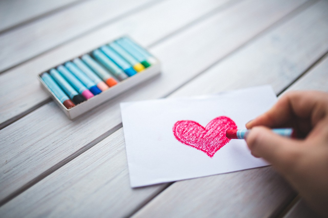Mother's Day: Art with Heart