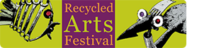 Recycled Arts Festival original logo