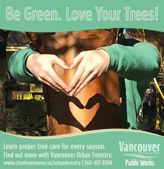 City of Vancouver Urban Forestry